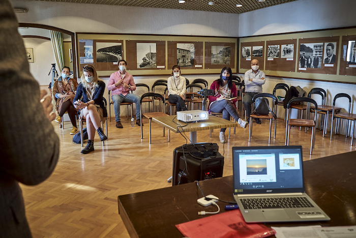 Strengthening media participation in promotion of the future protected sea area – Katic, Montenegro